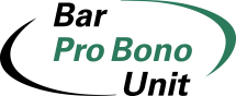 Recognising the very best of the Bar's commitment to Pro Bono work